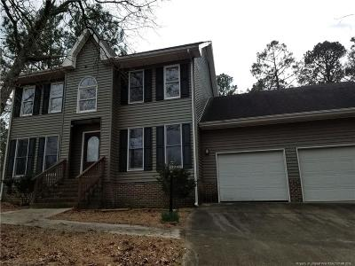 Sanford Single Family Home For Sale: 564 Coachman Drive