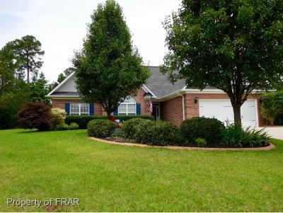 Fayetteville Single Family Home For Sale: 4401 Ping Court