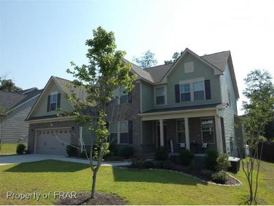 Hope Mills NC Single Family Home For Sale: $269,900