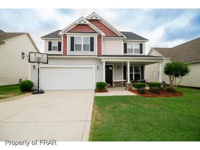 Eastover Single Family Home For Sale: 2413 Crosshill