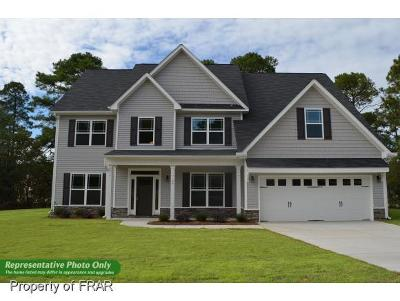 Harnett County Single Family Home For Sale: 330 Maplewood Drive