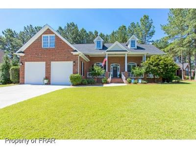 Fayetteville Single Family Home For Sale: 2907 Merlin Ct #640