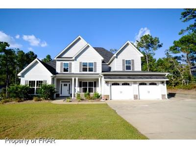 Carolina Lakes Single Family Home For Sale: 921 Coachman Way