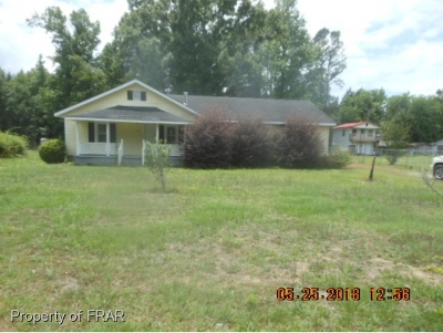 Fayetteville NC Single Family Home For Sale: $57,520