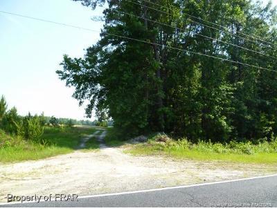 Hoke County Farm For Sale: John Road