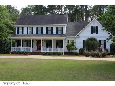 Eastover Single Family Home For Sale: 3814 Murphy Rd