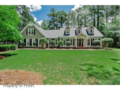 Fayetteville Single Family Home For Sale: 6405 Barbour Lake Road #63