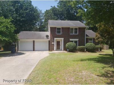 Fayetteville NC Single Family Home For Sale: $155,000