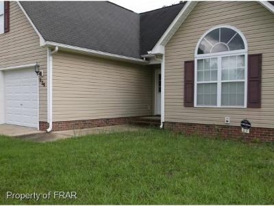 Raeford NC Single Family Home For Sale: $135,000