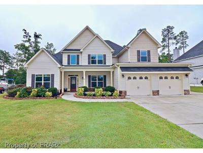 Harnett County Single Family Home For Sale: 60 Pelican Ct