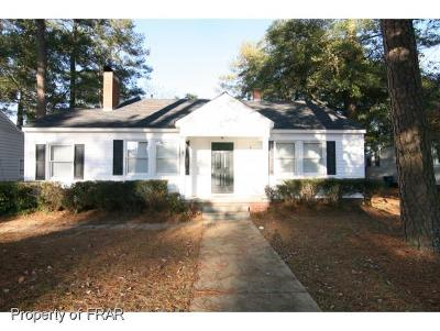 Fayetteville NC Rental For Rent: $1,100