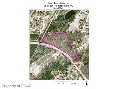 Hope Mills Residential Lots & Land For Sale: 3681 Elk Road