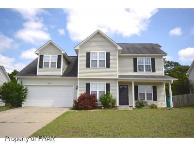 Fayetteville NC Single Family Home For Sale: $172,700
