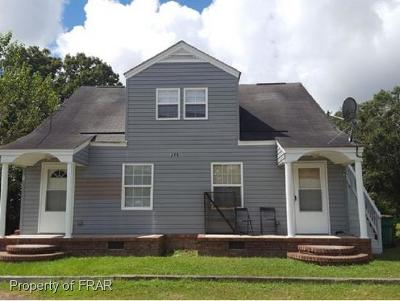Robeson County Single Family Home For Sale: 308 Old Whiteville Rd