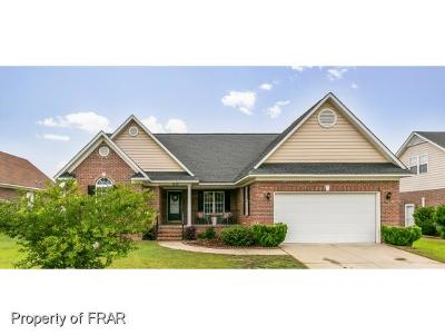 Fayetteville NC Single Family Home For Sale: $229,900