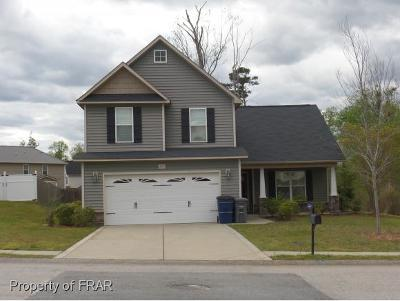 Raeford NC Single Family Home For Sale: $196,000