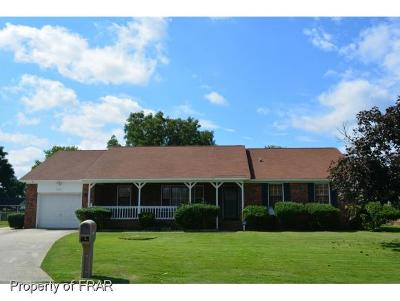 Fayetteville NC Single Family Home For Sale: $119,000