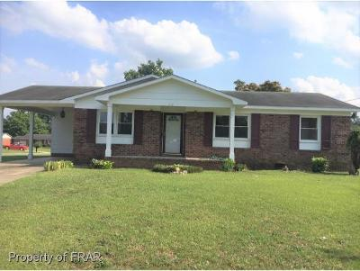 Fayetteville NC Single Family Home For Sale: $78,000