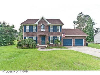 Fayetteville NC Single Family Home For Sale: $180,000