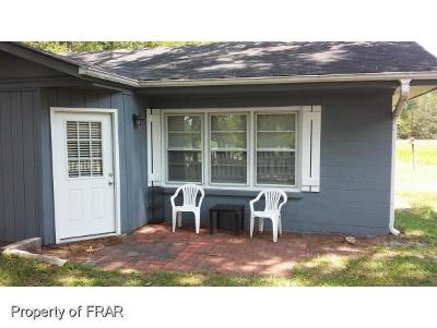 Fayetteville NC Single Family Home For Sale: $54,900