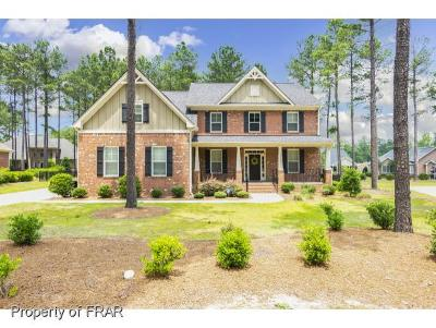 Harnett County Single Family Home For Sale: 180 The Inner Circle #90