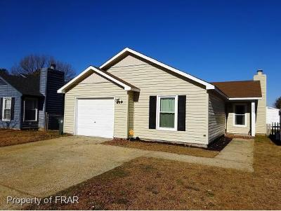 Fayetteville NC Single Family Home For Sale: $85,900