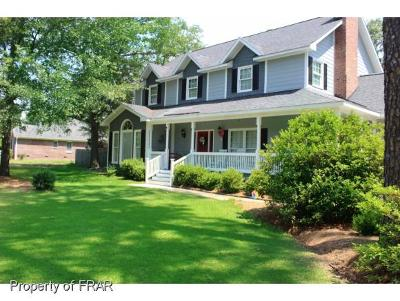 Fayetteville NC Single Family Home For Sale: $287,500