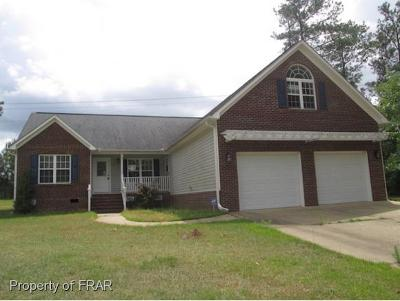 Harnett County Single Family Home For Sale: 42 Francis Ct