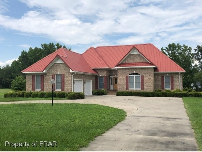 Robeson County Single Family Home For Sale: 4926 Union School Road