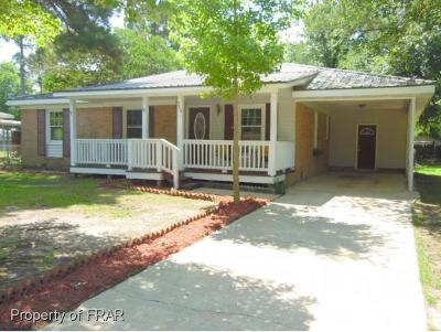Fayetteville Single Family Home For Sale: 7210 Ainsley St #421