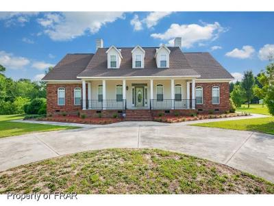 Fayetteville Single Family Home For Sale: 3907 Final Approach #45