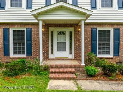 Fayetteville Single Family Home For Sale: 3312 Mandalay St. #2