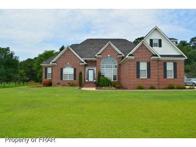 Hope Mills NC Single Family Home For Sale: $251,900