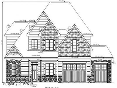 Raeford Single Family Home For Sale: 160 Kodiak Circle