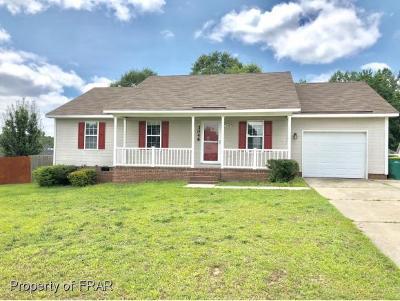 Fayetteville Single Family Home For Sale: 3046 Rosemeade Drive #110
