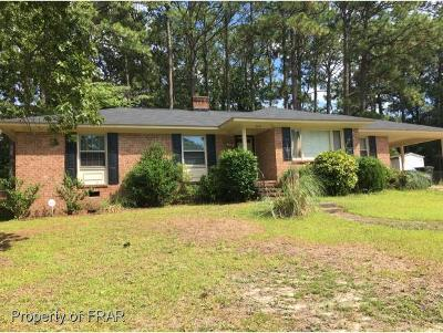 Fayetteville Single Family Home For Sale: 6431 Milford Road