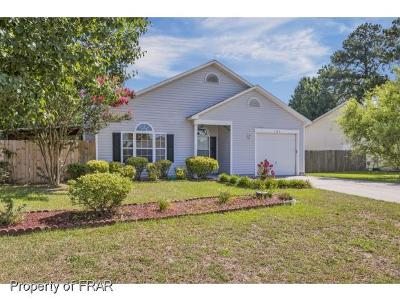 Hope Mills Single Family Home For Sale: 3812 Goforth Drive #347