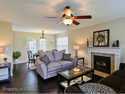 Fayetteville Single Family Home For Sale: 1603 Silver Ridge Ct