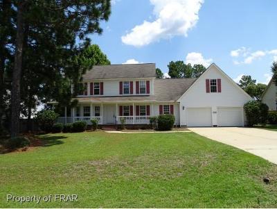 Harnett County Single Family Home For Sale: 291 Dunbar Drive