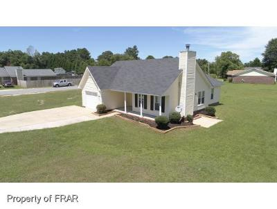Raeford Single Family Home For Sale: 1716 Wayside
