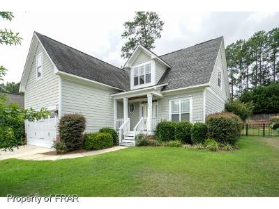 Harnett County Single Family Home For Sale: 290 Orchard Falls Dr #555