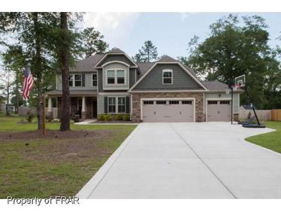 Seven Lakes, West End Single Family Home For Sale: 401 Mountain Run Road