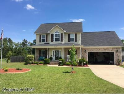 Hope Mills NC Single Family Home For Sale: $264,900
