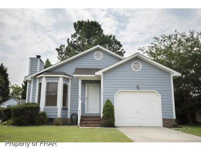 Fayetteville Single Family Home For Sale: 6287 Withers Dr #30