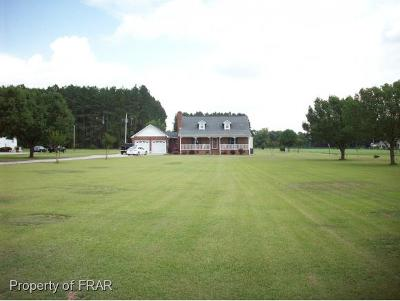 Robeson County Single Family Home For Sale: 14207 Nc Highway 41