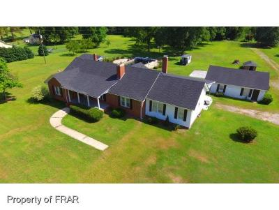 Fayetteville Single Family Home For Sale: 7071 Turnbull Road