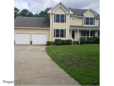 Fayetteville NC Single Family Home For Sale: $164,500
