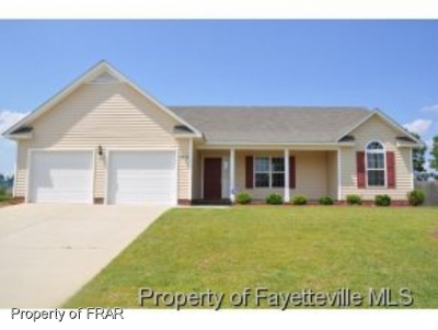 Fayetteville NC Single Family Home For Sale: $121,000