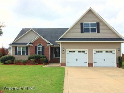 Raeford NC Single Family Home For Sale: $224,000