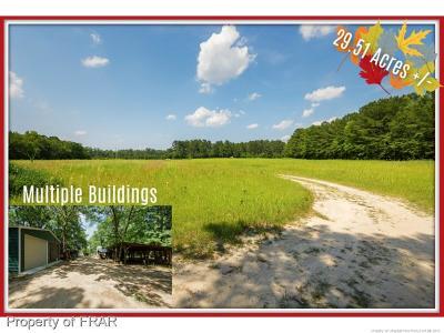 Linden Residential Lots & Land For Sale: 7389 Lane Road
